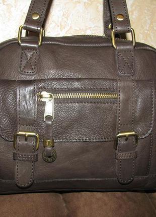 Мега удобная сумка bagcac кожа