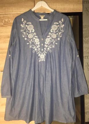Блуза-туника monsoon