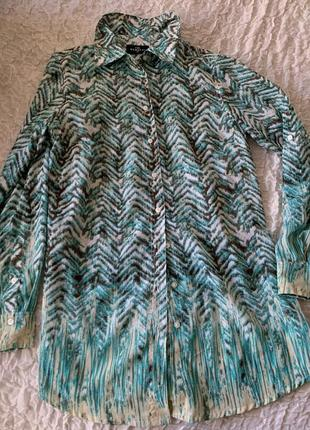 Удлиненная легкая рубашка benotti 38