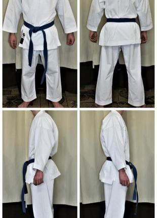 Кимоно для карате tokaido kumite master wkf размер 2,5