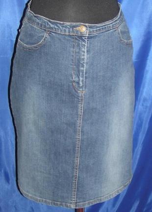 Распродажа* суперовая джинсовая юбочка*