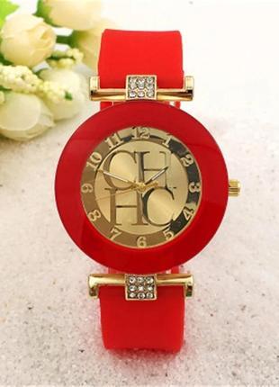 Часы наручные силиконовые ch