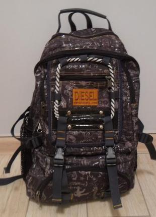 Молодежный рюкзак diesel