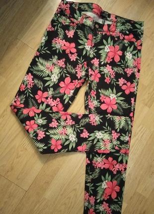 Max яркие брюки штаны джинсы2 фото