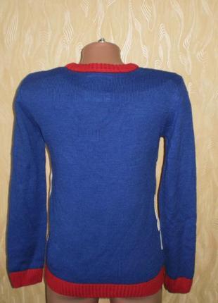Новогодний свитер, свитшот  dudes (дудес) музыкальный рост 152-1584 фото