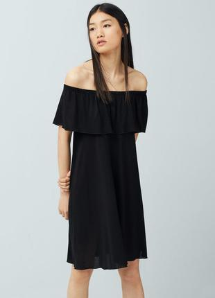 Фирменное платье mango, размер м