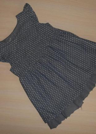 Нарядное платье, сарафан young dimension  12-18 мес, 80-86 см, оригинал