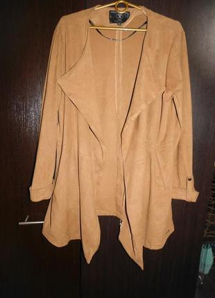 Короткое пальто rino & pelle.