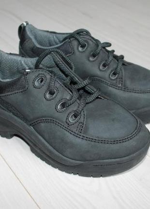 Ботинки кроссовки разм 32 marks & spenser кожа