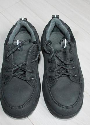 Ботинки кроссовки разм 32 marks & spenser кожа3 фото