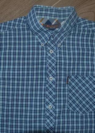 Рубашка ф. ben sherman р. l в новом состоянии