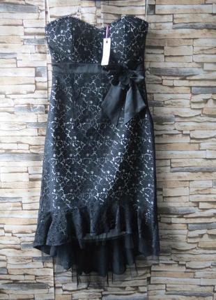 Очень красивое платье rise 10 размер