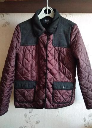 Новая куртка next акция