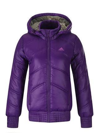 Утепленная куртка  adidas