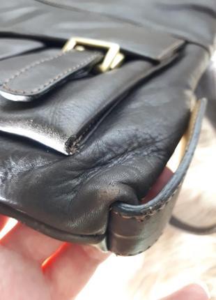 Мужская кожаная сумка maddison9 фото