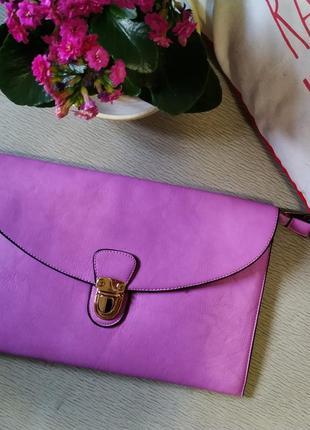 Маленькая сумочка, клатч, яркий клатч