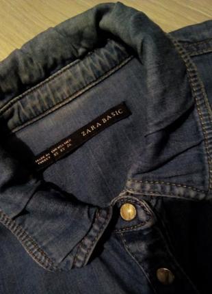 Котоновая брендовая рубашка5