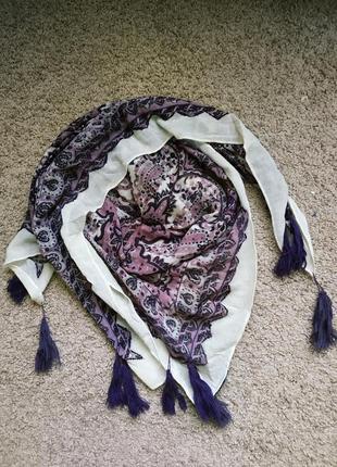 Платок палантин арафатка шаль