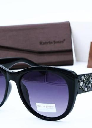 Фирменные очки кошечки katrin jones polarized