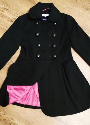 Пальто демисезонное, пальтишко весна-осень на девочку 8-9 лет