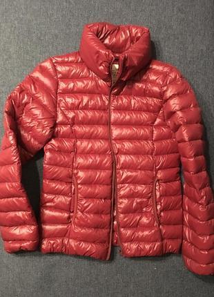 Курточка lindex. пух 90%. 10% перо