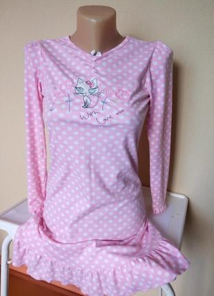Дитяча нічна сорочка next/ пижама для девочки, ночнушка