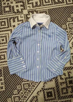 Стильная рубашка блуза на 2 года от ralph lauren