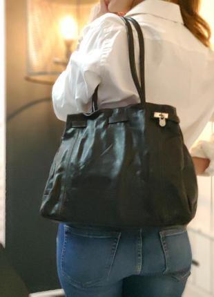 L.credi 100% оригинальная немецкая кожаная сумка.7