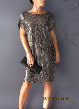 Праздничное платье от tom tailor