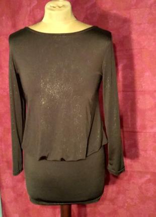 Платье-туника с открытой спиной john zack
