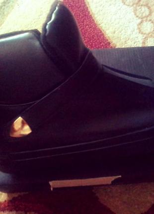 Деми ботиночки-кросики новые,очень удобные р.36-23 и 39-24,5-25