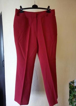 《красная груша》,цвет в тренде сезона,зауженные брюки ,батал ньюанс,уценка