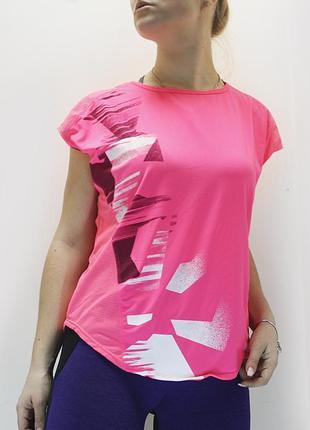 Decathlon спортивная футболка