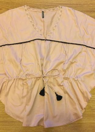 Блуза-кимано naf-naf