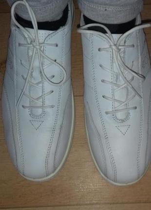 Мокасины-туфли ecco 26.5 см