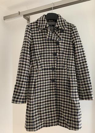 Срочно! скидка! пальто marc aurel, германия, гленчик коко шанель