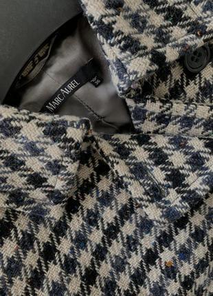 Срочно! скидка! пальто marc aurel, германия, гленчик коко шанель3 фото