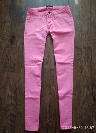 Яркие штаны tally weijl