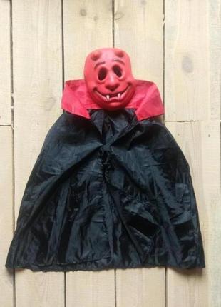 Карнавальный костюм черт дьявол на хэллоуин универсальный размер