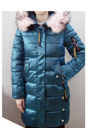 Бомбически красивое зимнее пальто