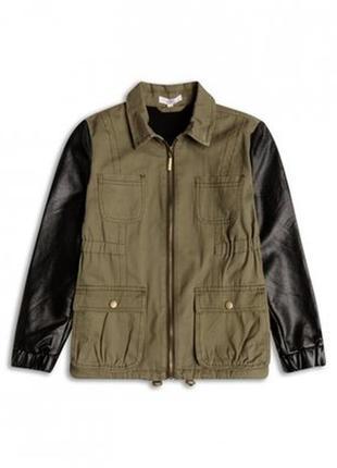 Куртка для девочки sugar squad англия на 10-11 лет