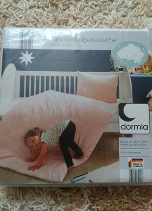 Детское постельное dormia: 100*135 и наволочка 40*60