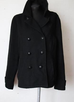 Пальто levis шерсть в составе