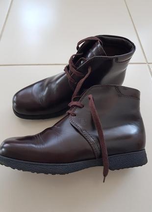 Ботинки tod's 35 размер