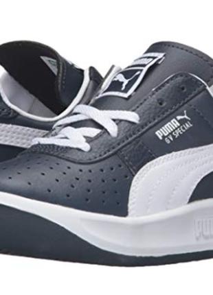 Кожаные кроссовки puma gv special