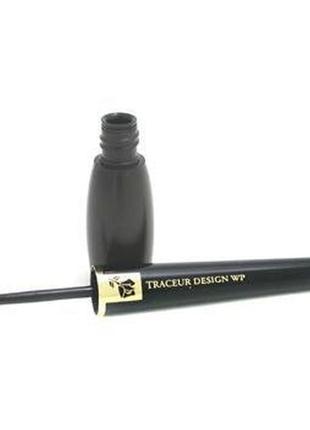 Водостойкая подводка lancome traceur design wp 10 black черная