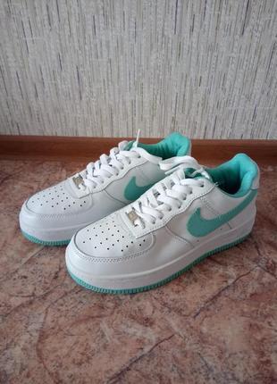 Nike force air кроссовки кеды