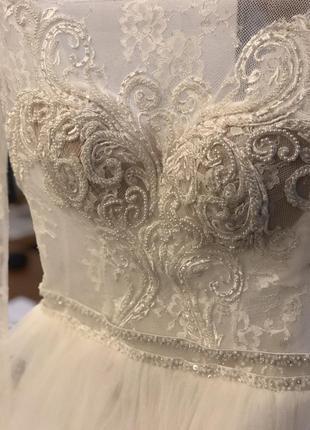 Свадебное платье 2019 {стелла шаховская}