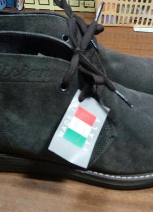 Италия новые ботинки/торг/срочно!