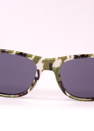 Очки. 9905. очки в стиле wayfarer. солнцезащитные очки2
